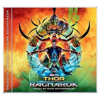 雷神索爾 3 諸神黃昏 電影原聲帶 CD Thor: Ragnarok O.S.T. 免運 (購潮8)