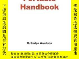 二手書博民逛書店Contractor s罕見Portable HandbookY307751 R. Dodge Woodson