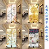 訂製       中式屏風隔斷簡約現代臥室客廳辦公室美容院風水小型2扇折疊折屏igo      琉璃美衣