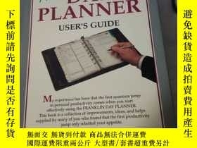 二手書博民逛書店THE罕見ADVANCED DAY PLANNER USERS