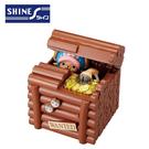 【日本正版】航海王 喬巴 偷錢箱 存錢筒 儲金箱 小費箱 ONE PIECE 海賊王 SHINE - 371089