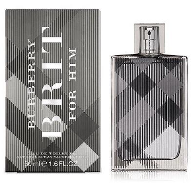BURBERRY Brit For Him 風格男性淡香水 50ml