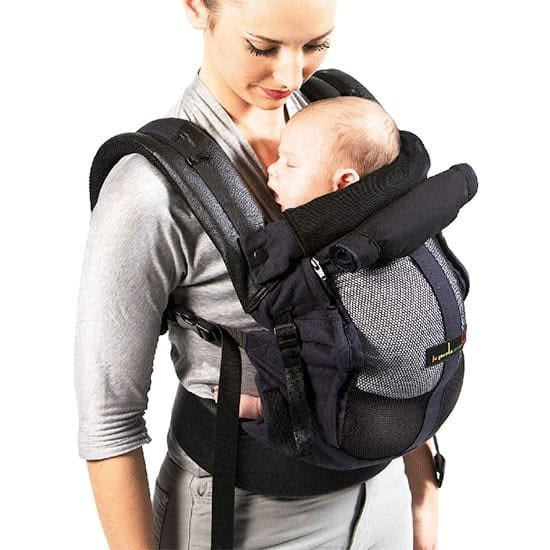 法國 JPMBB  je porte mon bebe  PhysioCarrier 四季嬰兒揹帶