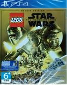 【玩樂小熊】現貨中PS4遊戲 豪華特別版 樂高星際大戰 原力覺醒 LEGO Star Wars 英文版