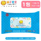 獅子寶寶 酒精抗菌擦拭巾10抽/包(台灣製)