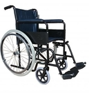 富士康機械式輪椅(未滅菌)   (鐵製輪椅-烤漆單煞 FZK-105)