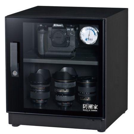 防潮家 59公升防潮箱 FD-60C 日製濕度錶機芯、工研院溼度取樣校正