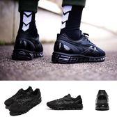 Asics 慢跑鞋 Gel-Quantum 360 Knit 全黑 針織鞋面 全腳掌亞瑟膠 黑魂 男鞋 【PUMP306】 T728N9099