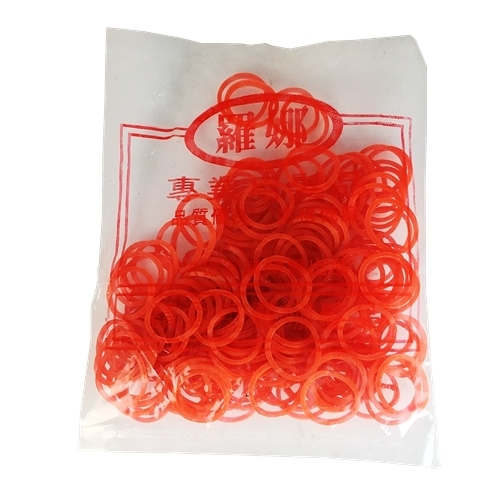 紅橡皮筋 06-029【UR8D】