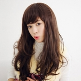 假髮(長髮)-時尚可愛蓬鬆捲髮女配件3色73fi56【時尚巴黎】