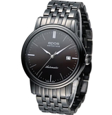 epos 都會時尚3390.152.25.17.35機械腕錶/咖啡42mm