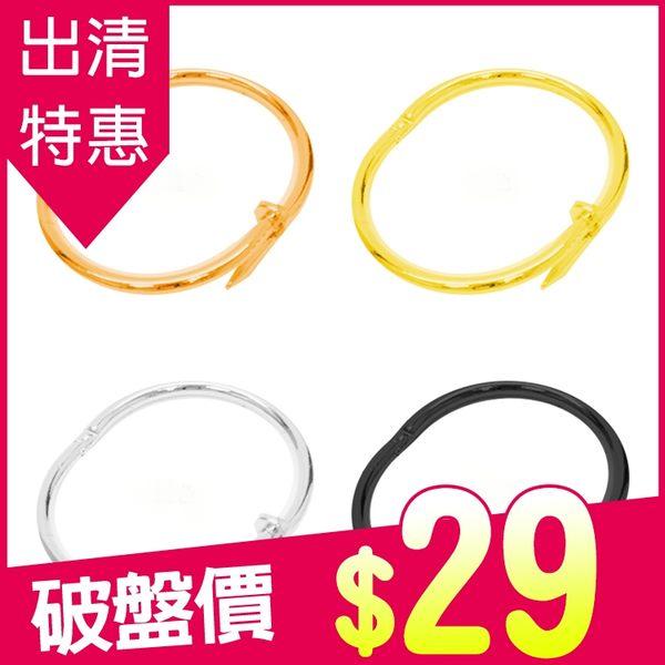 個性金屬釘子 手環 手鍊 手鏈 手環 手飾 皮手環 多種款式【D008】