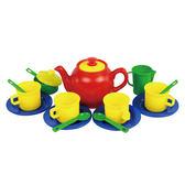 【華森葳兒童教玩具】扮演角系列-茶壺8件套彩盒裝 E10-E11