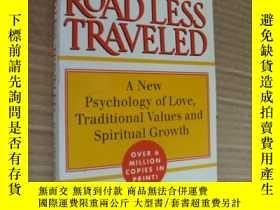 二手書博民逛書店The罕見Roadless Travelled:a new ps