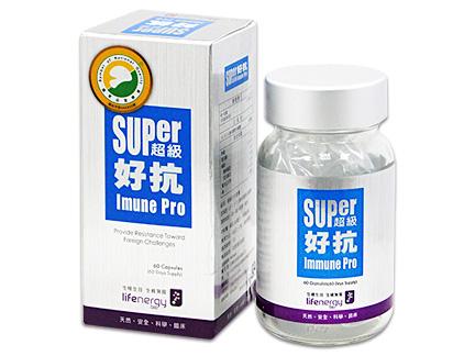 生機生技 超級好抗膠囊(60粒/瓶)