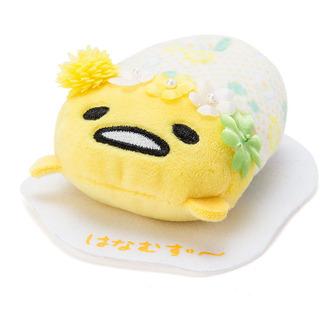 【CareShe 可而喜 】╭*超萌療癒紓壓小物-蛋黃哥/舒壓玩具╭*(復活節花朵款)