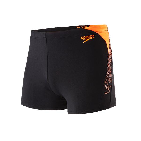 SPEEDO Boom Splice 男運動四角泳褲 (競賽 泳裝 游泳 戲水 免運 ≡排汗專家≡