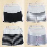 (低價促銷)孕婦短褲 孕婦短褲夏外穿薄款夏季新品時尚潮媽托腹運動休閒闊腳孕婦褲
