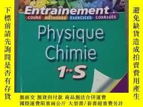 二手書博民逛書店Bac罕見Entrainement Physique Chimi