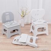 小椅子靠背款折疊凳子小椅子便攜式戶外手提加厚小板凳成人兒童火車小凳 傑克型男館