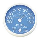 【奇奇文具】CRECER 日本製 HD75/HD-75 溫/濕度計時鐘型 15cm