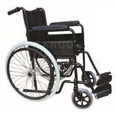【富士康】鐵製輪椅 FZK-105 烤漆單煞 喬奕機械式輪椅