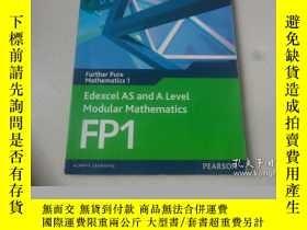 二手書博民逛書店Edexcel罕見As And A Level Modular Mathematics - Further Pur