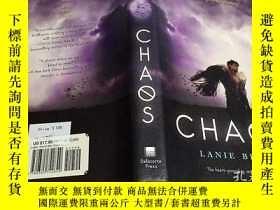 二手書博民逛書店Chaos罕見英文原版小說 精裝Y23200 LANIE BRO