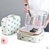 化妝包小號便攜韓國簡約大容量多功能旅行隨身少女心洗漱品收納盒