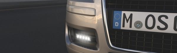 【愛車族】歐司朗OSRAM LED晝行燈 LEDriving PX-5 DRL Kit 日行燈