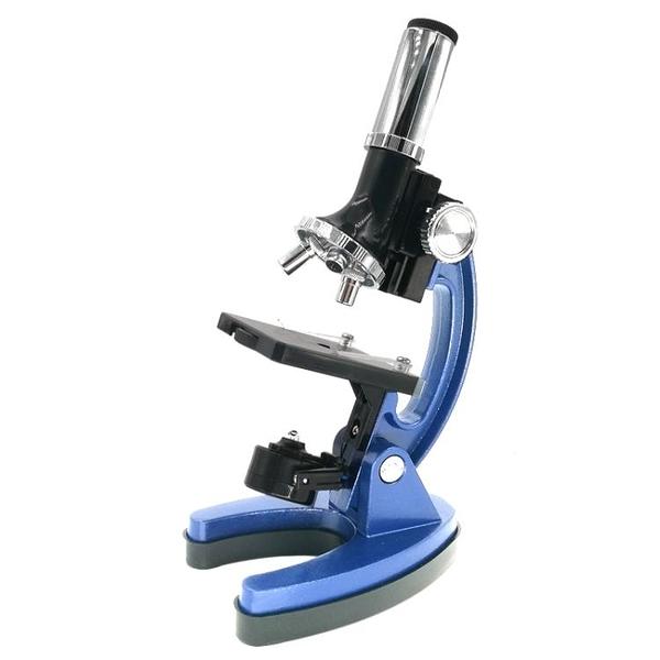 顯微鏡 兒童顯微鏡1200倍高清中小學生光學專業生物檢測科學實驗便攜套裝 【全館免運】