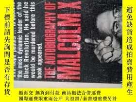 二手書博民逛書店The罕見Autobiography of Malcolm X