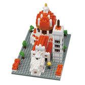 《 Nano Block 迷你積木 》【世界主題建築系列】NBH-164 佛羅倫斯╭★ JOYBUS玩具百貨