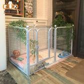 狗狗圍欄護欄大型犬金毛狗柵欄中型犬寵物泰迪小型犬小狗籠子