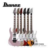 【大搖座電吉他】【Ibanez RG-350 DXZ】 【Ibanez電吉他專賣店】【RG350】【雙單雙拾音器】
