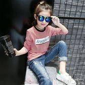 女童長袖內搭衣 女童長袖T恤打底衫內搭兒童裝上衣服 寶貝計畫
