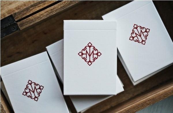 Madison Revolvers Playing Cards DM撲克牌