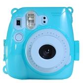 Kamera Mini 8 拍立得果凍殼 夜光 水晶殼 富士 Fujifilm instax mini8 保護殼 相機包 送背帶 相本