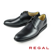 【REGAL】簡約低筒沙漠靴 黑色(50KR-BL)