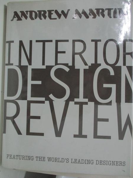 【書寶二手書T5/建築_DTJ】Andrew Martin Interior Design Review-Vol.13_Martin Waller