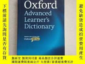 全新書博民逛書店OxfordAdvanced Learner s Dictionary【 】含光盤Y205621 Turnbu