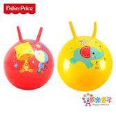 寶寶18寸羊角球跳跳球兒童充氣玩具跳跳馬皮球加大加厚3-4歲5