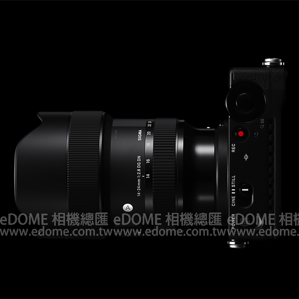 SIGMA 14-24mm F2.8 DG DN Art for L 接環 (24期0利率 恆伸公司三年保固) 全片幅微單眼鏡頭 L-MOUNT