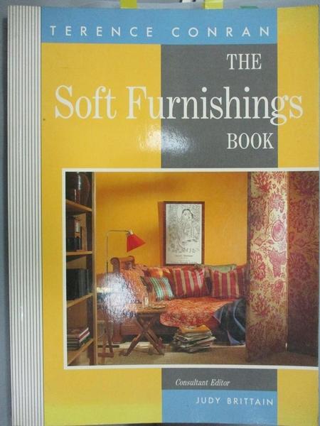 【書寶二手書T8/設計_JHG】The soft furnishings book_Terence Conran ; c