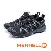 MERRELL(女)CHOPROCK WATERPRO水陸兩棲鞋-黑(另有藍)