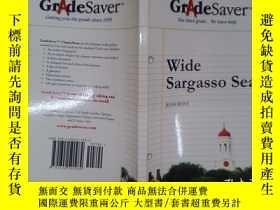 二手書博民逛書店GradeSaver罕見(tm) Classic Notes Wide Sargasso Sea Study Gu