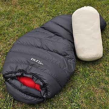 【南紡購物中心】【C2H3 Outdoor】Trekking 700專業羽絨睡袋
