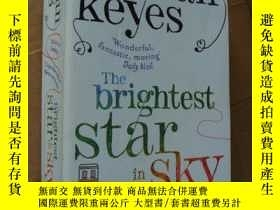 二手書博民逛書店The罕見brightest star in the sky 基