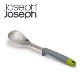 Joseph Joseph 不沾桌不鏽鋼過濾匙(灰綠)