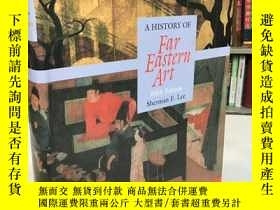 二手書博民逛書店A罕見Histor Of Far Eastern Art 5th